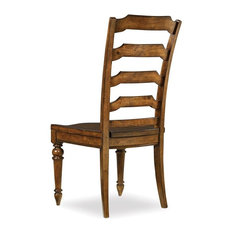 Hooker Furniture - Hooker Furniture Tynecastle Ladder Back Chairs, Set of 2, Side - Dining Chairs