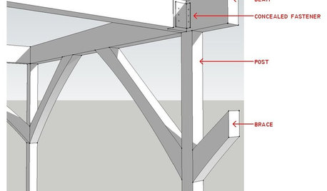 Know Your House: Post and Beam Construction Basics