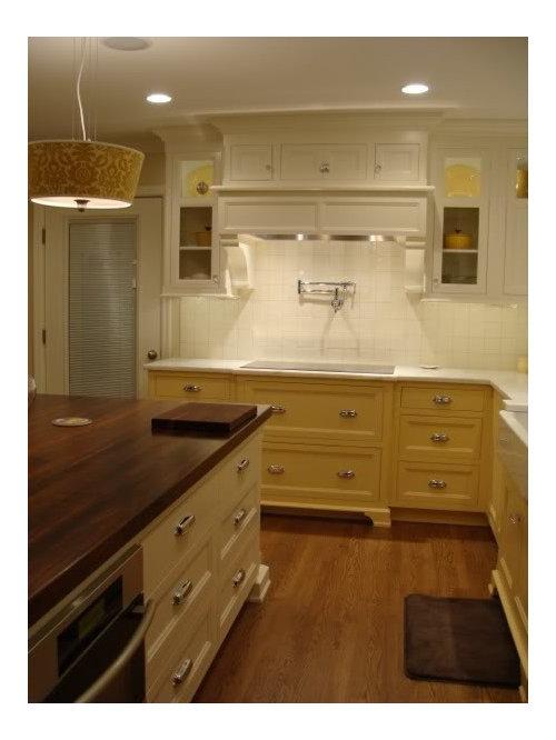 2LittleFishies Yellow Kitchen Reveal- Part DEUX!!!