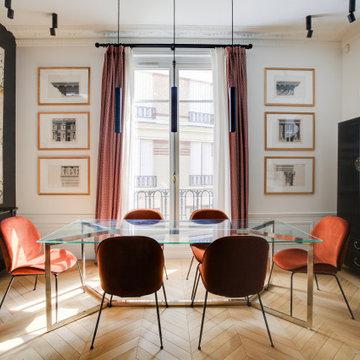 appartement 3 pièces - Paris