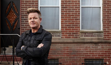 My Houzz: Gordon Ramsay Gives Star Pupil a Home Makeover