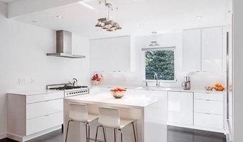 boulder, colorado family home, kitchen