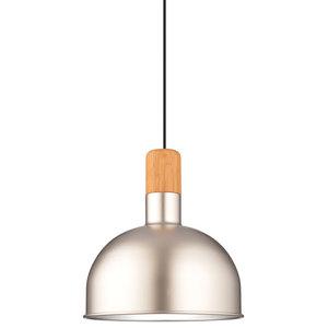 Dominica Pendant Light, Silver