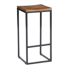 Kosas - Davie Bar Stool 30  - Bar Stools and Counter Stools  sc 1 st  Houzz & Wood and Metal Bar Stools and Counter Stools | Houzz islam-shia.org
