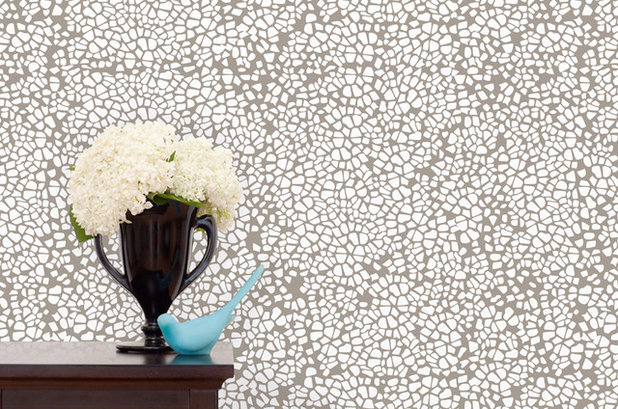 Contemporary Wallpaper by Hygge&West
