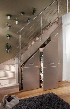 Couleur mur mont e escalier - Couleur mur escalier ...