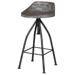 Industrial Bar Stools And Counter Stools by Buildcom