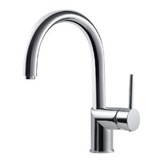 Vitale Bar Faucet With CeraDox Technology, Polished Chrome
