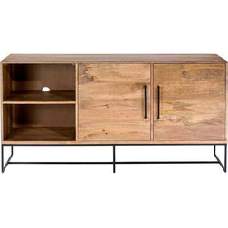 Industrial Entertainment Centers And Tv Stands by GwG Outlet