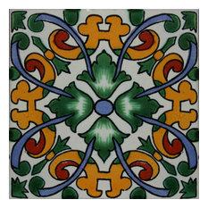 6x6 4 pcs Becedas Talavera Mexican Tile