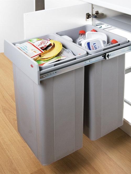 Kitchen Cabinet Bins
