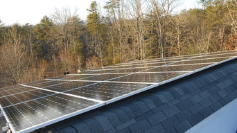 North Ga solar & Battery Back up system