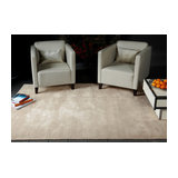 Bellagio Biscuit Rectangle Plain/Nearly Plain Rug 200x300cm