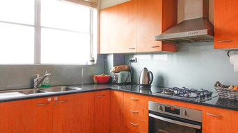Kitchen Cabinet Painting , surface face lift