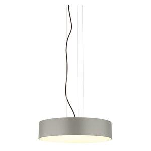 Belize Pendant Lamp, Grey