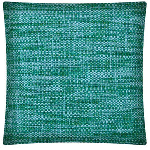 Boho Sea Green Indoor Outdoor Pillow Contemporary Outdoor Cushions And Pillows By Homesquare Houzz