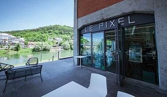 """Brasserie """"Le Pixel"""" # 25 000 BESANÇON # Doubs"""