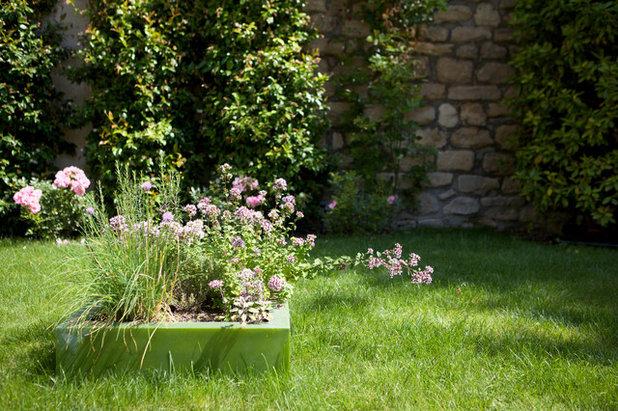 Contemporain Jardin by GARDEN TROTTER