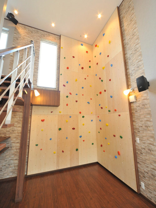 Climbing Wall Design Company : Houzz home climbing wall design ideas remodel pictures