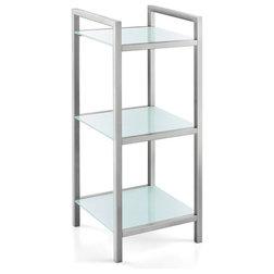 Modern Bathroom Shelves by ZACK; SOLEX; LANGHEINRICH