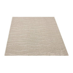 12'x16' Shaw, Surf'S Up Cement Carpet Area Rugs