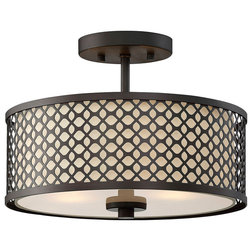 Transitional Flush-mount Ceiling Lighting by Savoy House