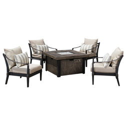 Contemporary Outdoor Lounge Sets by RST Outdoor