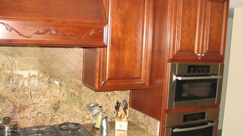 My Work- New Cabinets