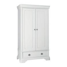 Chantilly White Double Wardrobe