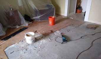 Tile removal and replacement