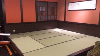 畳のお部屋の施工例