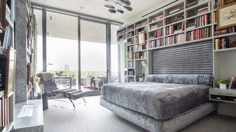 Trim-less Recess Lighting Installation Condominium
