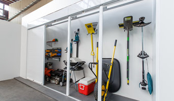 Hand-E-Shutter: Security Storage System for Garage & Commercial Applications