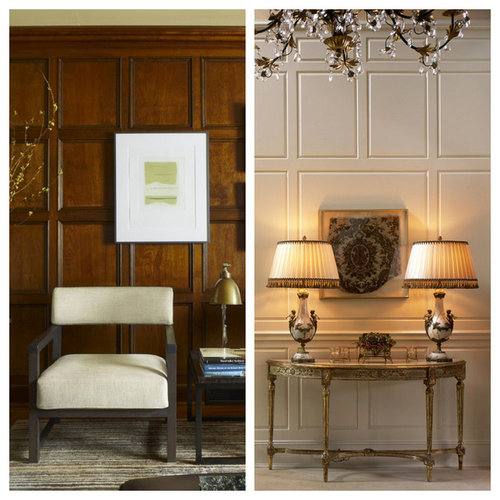 POLL: Paint The Paneling? Sound Off