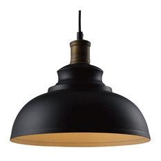 Retro Pendant Lighting For Lightingworld Industrial Retro Style Iron Antique Rust Loft Fixture Pendant Lights Lamps Lighting Houzz