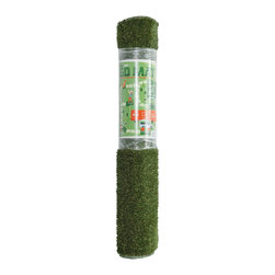 EasyTurf, Inc. - Go Mat Artificial Grass Mat Or Rug With Bound Edges,, 3'x5' - Gardening And Lawn Care