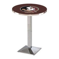 Florida State Head Pub Table 36-inchx42-inch