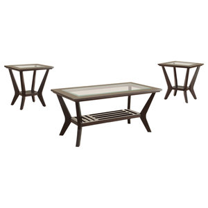Terrific Adelphi Nested Coffee Tables Contemporary Coffee Table Caraccident5 Cool Chair Designs And Ideas Caraccident5Info