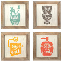 Farmhouse Novelty Signs by Ergode