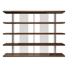Beekman Bookcase, Glossy Cathedral Ebony