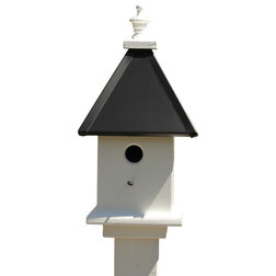 Traditional Birdhouses by Wooden Expression Birdhouses