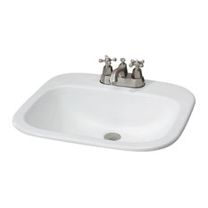 Cheviot Products Ibiza Drop-In Sink