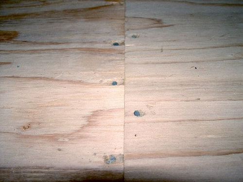 Expansion Gaps In New Plywood Subfloor