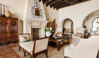 New Construction of Spanish Style Residence in Fort Worth, TX