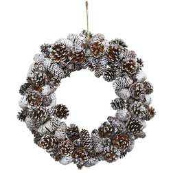 Rustic Wreaths And Garlands by Ergode
