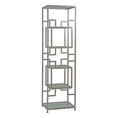 Suspension Slim Etagere - Argento