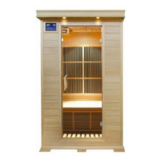 SunRay Evansport 2 Person Infrared Sauna With Carbon Heaters