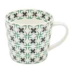 ECP Design Skane Cross Single Mug, Green
