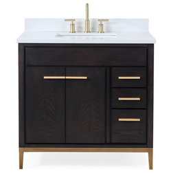 Contemporary Bathroom Vanities And Sink Consoles by Chans Furniture
