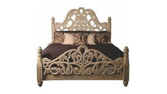 Sienna Eastern Bed, King
